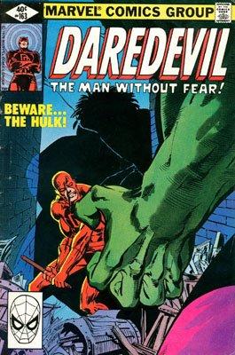 Daredevil # 163 Issues V1 (1964 - 1998)