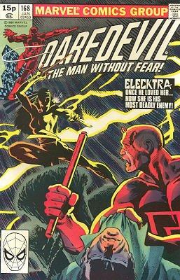 Daredevil # 168 Issues V1 (1964 - 1998)