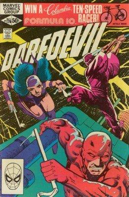 Daredevil # 176 Issues V1 (1964 - 1998)