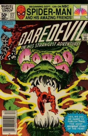 Daredevil # 177 Issues V1 (1964 - 1998)