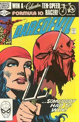 Daredevil # 179 Issues V1 (1964 - 1998)