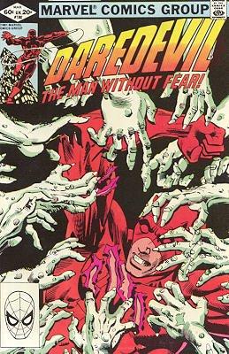 Daredevil # 180 Issues V1 (1964 - 1998)