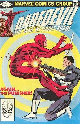 Daredevil # 183 Issues V1 (1964 - 1998)