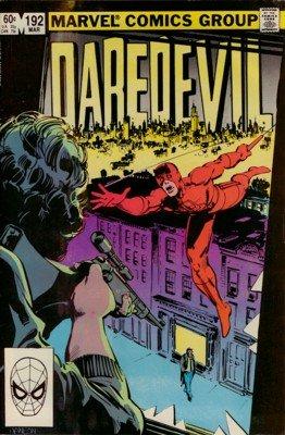 Daredevil 192