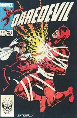 Daredevil 203