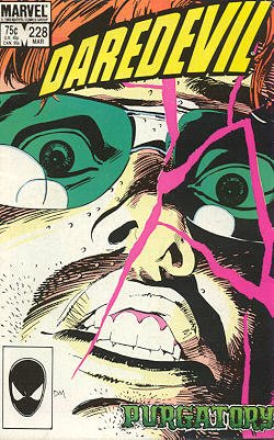 Daredevil # 228 Issues V1 (1964 - 1998)
