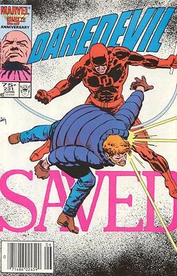 Daredevil # 231 Issues V1 (1964 - 1998)