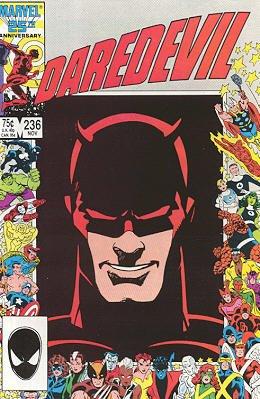 Daredevil # 236 Issues V1 (1964 - 1998)