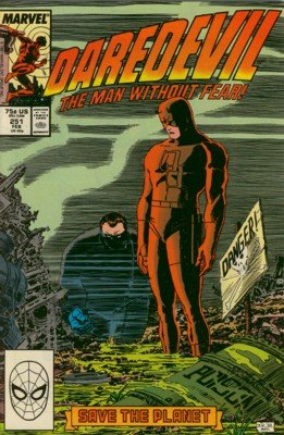 Daredevil # 251 Issues V1 (1964 - 1998)