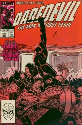 Daredevil # 252 Issues V1 (1964 - 1998)