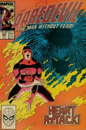 Daredevil # 254 Issues V1 (1964 - 1998)