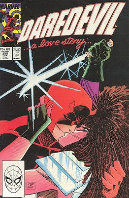 Daredevil # 255 Issues V1 (1964 - 1998)