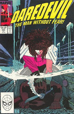 Daredevil # 256 Issues V1 (1964 - 1998)