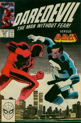 Daredevil # 257 Issues V1 (1964 - 1998)