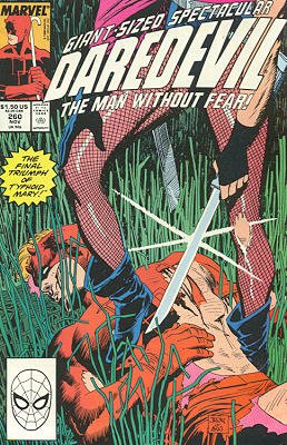 Daredevil # 260 Issues V1 (1964 - 1998)
