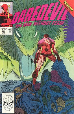 Daredevil # 265 Issues V1 (1964 - 1998)