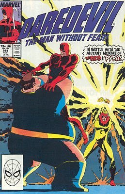 Daredevil # 269 Issues V1 (1964 - 1998)