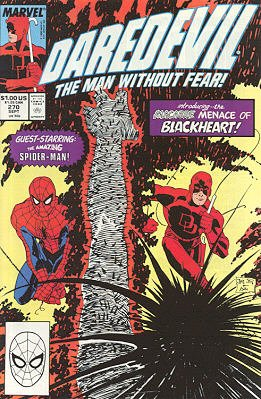 Daredevil # 270 Issues V1 (1964 - 1998)
