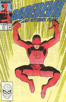Daredevil # 271 Issues V1 (1964 - 1998)