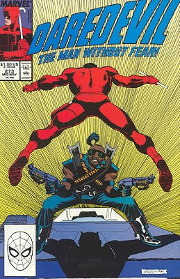 Daredevil # 273 Issues V1 (1964 - 1998)