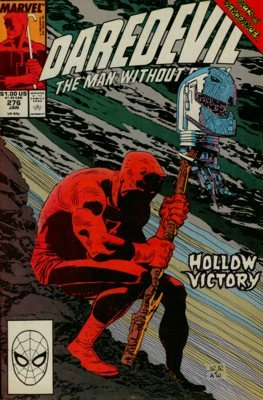 Daredevil # 276 Issues V1 (1964 - 1998)
