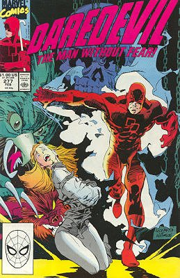 Daredevil # 277 Issues V1 (1964 - 1998)