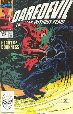 Daredevil # 278 Issues V1 (1964 - 1998)
