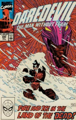 Daredevil # 280 Issues V1 (1964 - 1998)