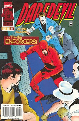 Daredevil # 357 Issues V1 (1964 - 1998)