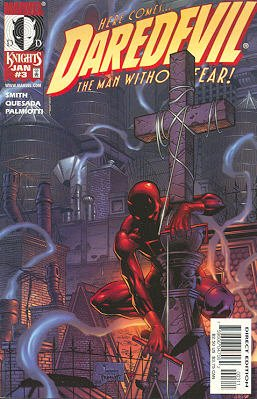 Daredevil # 3 Issues V2 (1998 - 2009)