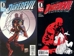 Daredevil # 5 Issues V2 (1998 - 2009)