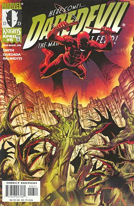 Daredevil # 6 Issues V2 (1998 - 2009)
