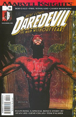 Daredevil 20 - Playing to the Camera, Part 1: Redsuit Lawsuit