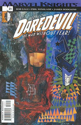 Daredevil 21 - Playing to the Camera, Part 2: A Fellow of Infinite Jest