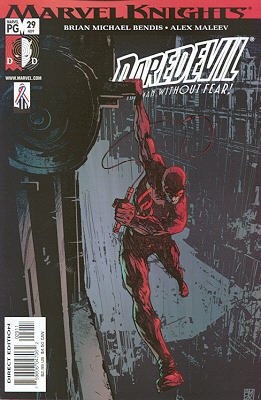 Daredevil # 29