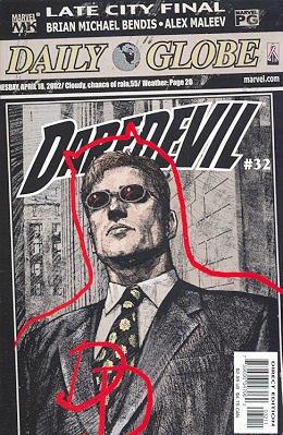 Daredevil # 32 Issues V2 (1998 - 2009)