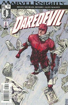 Daredevil # 33 Issues V2 (1998 - 2009)