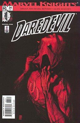 Daredevil # 34 Issues V2 (1998 - 2009)