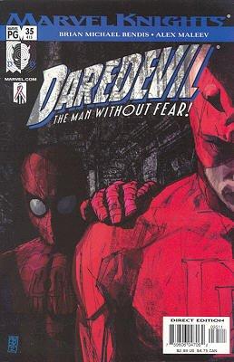 Daredevil # 35 Issues V2 (1998 - 2009)