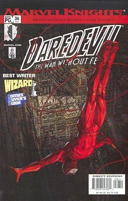 Daredevil # 36 Issues V2 (1998 - 2009)