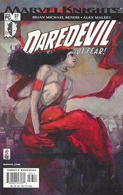 Daredevil # 37 Issues V2 (1998 - 2009)