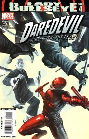 Daredevil # 114 Issues V2 (1998 - 2009)