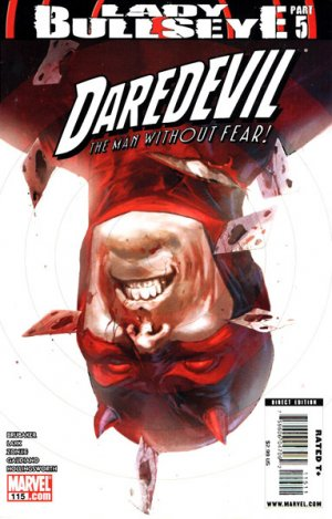 Daredevil # 115 Issues V2 (1998 - 2009)