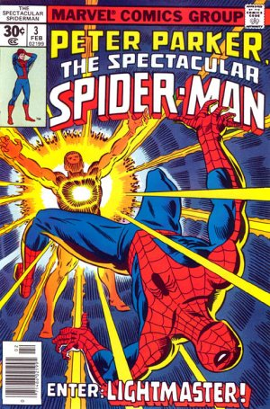 Spectacular Spider-Man 3 - ...And There Was Lightmaster!