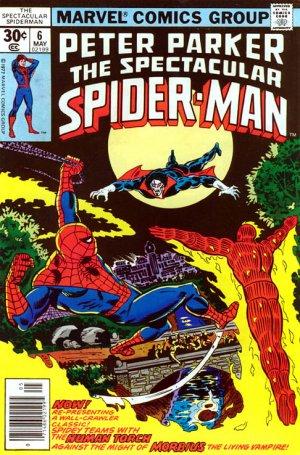 Spectacular Spider-Man # 6 Issues V1 (1976 - 1998)