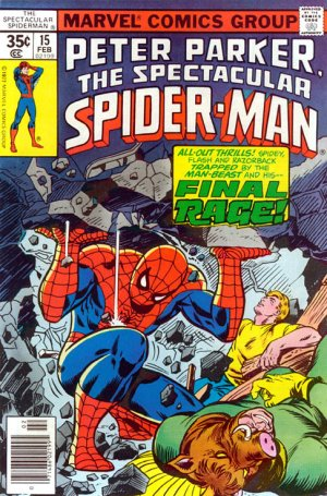 Spectacular Spider-Man 15 - The Final Rage!
