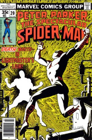 Spectacular Spider-Man 20 - Where Were You When The Lights Went Out?