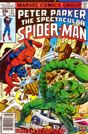 Spectacular Spider-Man 21 - Still Crazy After All These Years