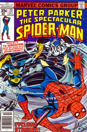 Spectacular Spider-Man 23 - Guess Who's Buried in Grant's Tomb!