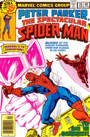 Spectacular Spider-Man 26 - Mine Eyes Have Seen the Glory